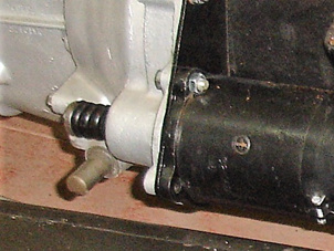 Early XK 120 starter motor Lucas 26042D - XK - Jag-lovers Forums