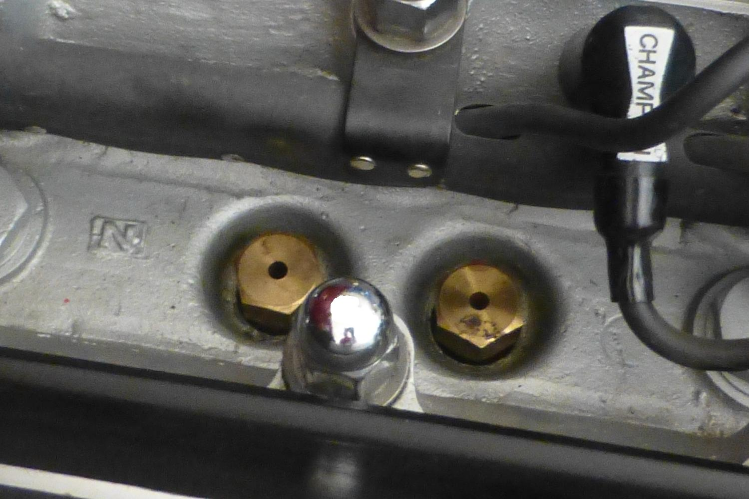 TDC 2 - Fittings in Plug Holes