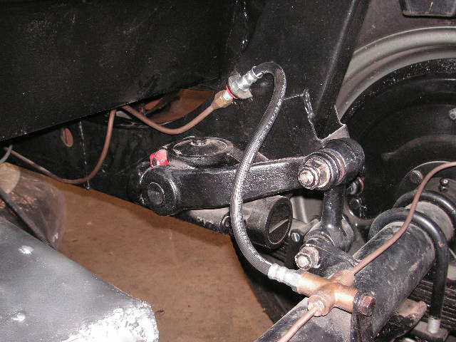 XK150 rear Brake hose C13188 - XK - Jag-lovers Forums