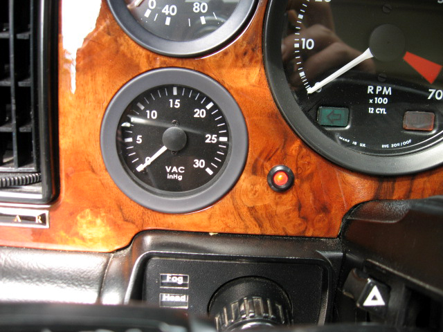 Laquer for instrument panel? - XJ - Jag-lovers Forums